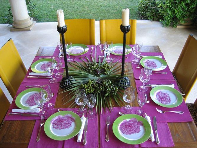 comment dresser une table de reception. Black Bedroom Furniture Sets. Home Design Ideas